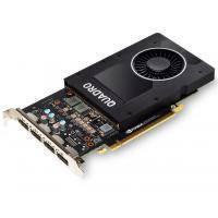 Видеокарта QUADRO P2200 5120MB PNY (VCQP2200-PB)
