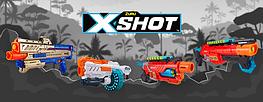 Игрушечное оружие ZURU X-shot