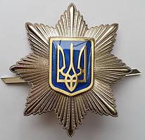 Кокарда Поліція (важкий метал)