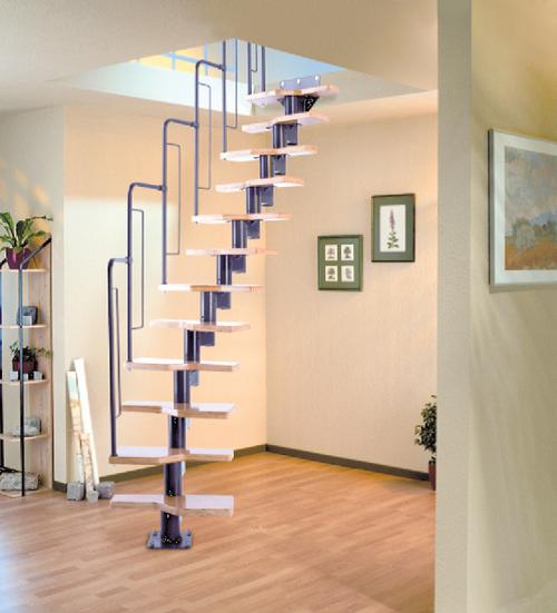 Лестницы для второго этажа
