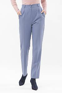 Женские брюки цвета джинс Мирей