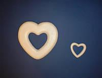 Сердце из пенопласта №1