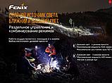 Налобный фонарь FENIX HM65R Raptor+Аккумулятор 3500mAh (1400LM, XM-L2 U2+XP-G2 R5, 1*18650, IP68, USB), фото 6