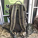 Рюкзак тактичний олива 50л, фото 4