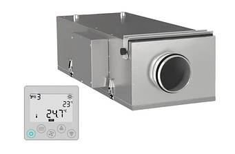 Приточная установка Lero 300 H (300 м3/час, Нагрев -/2/3/4 кВт)