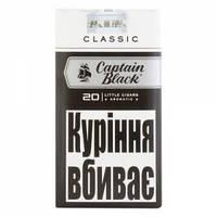"""Сигариллы Captain Black """"Classic""""Натуральный вкус и душистый аромат американских сигарилл"""