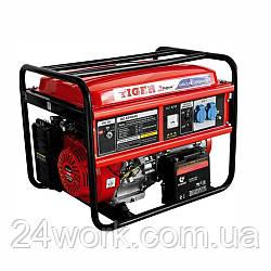 Генератор бензиновый Tiger EC6500AE (5 кВт)