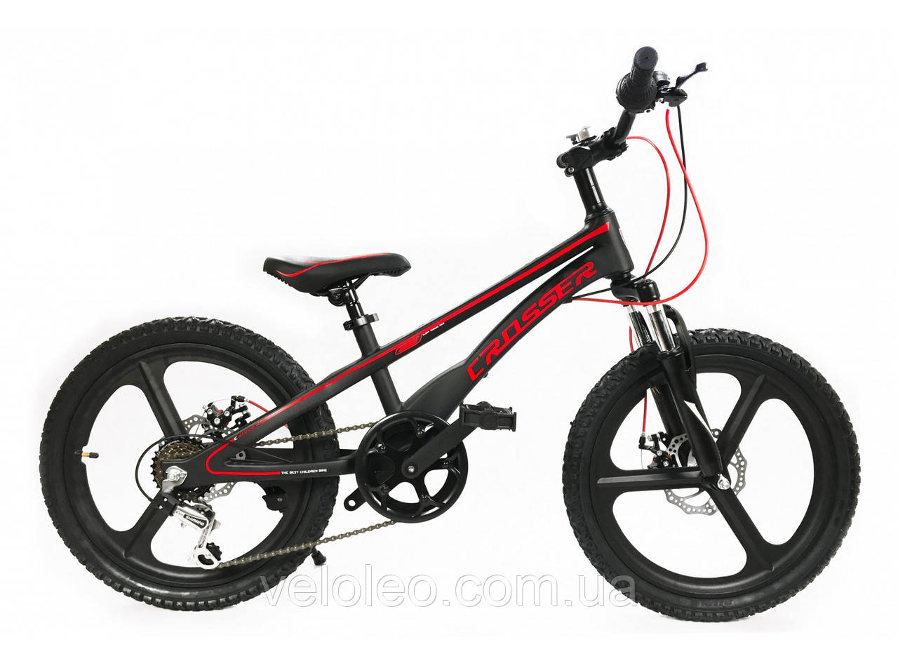 Велосипед 20'' Crosser 6S PREMIUM