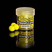 Поп Ап Pop-Ups Fluro Sweet Corn (Цукрова кукурудза) 10mm/45pc, фото 2