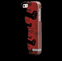Чехол-накладка для iPhone 4/4s Революция V2