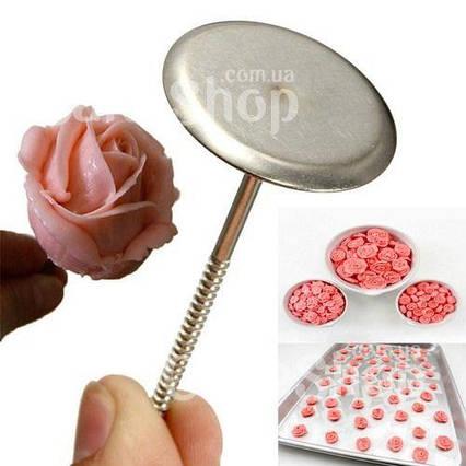 Цвях кондитерський для створення квітів з крему
