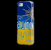 Чехол-накладка для iPhone 4/4s Революция