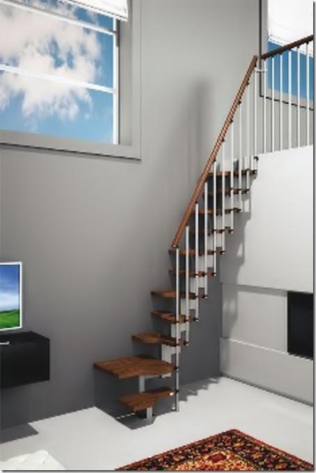 Большие лестницы в домах