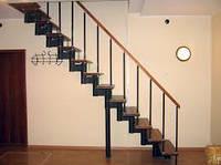 Правильная лестница на второй этаж
