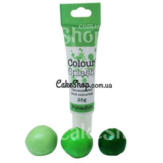 Гелевый краситель Colour Splash, 25 г Pistachio