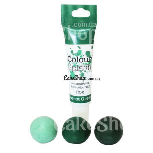 Гелевый краситель Colour Splash, 25 г Forest Green