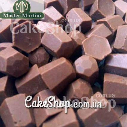 Шоколад молочний Арибе Діамант Master Martini 34%, 100 г