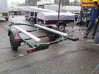 Лафет для ПВХ (резиновой) лодки. , фото 1