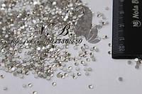 Стразы аналог SWAROVSKI ss6 Crystal (100 шт)