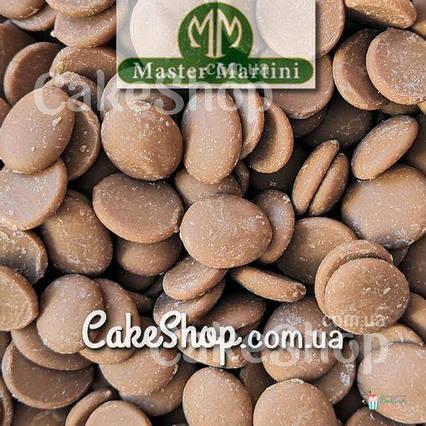 Шоколад молочний Ariba Master Martini диски, 100 г