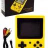 Игровая консоль портативная JP-03 , 500  игр (Желтый)