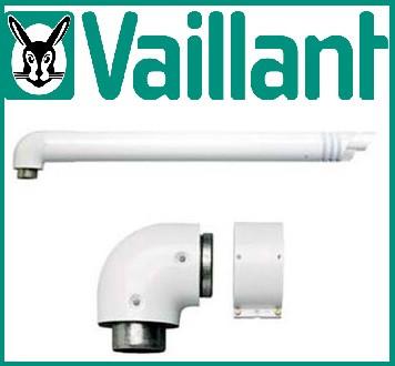 Коаксиальный комплект Vaillant 1000 мм. 60/100мм.