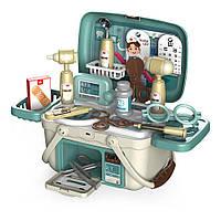 Детский  игрушечный набор доктора в мини-чемодане B1981207