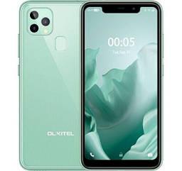 Смартфон OUKITEL C22 4/128 Gb Green MediaTek Helio A22 4000 мАч