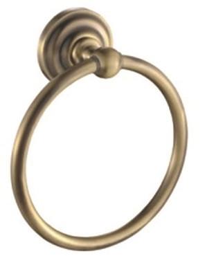 Тримач для рушника круглий AQUAVITA Bronze, KL-73811