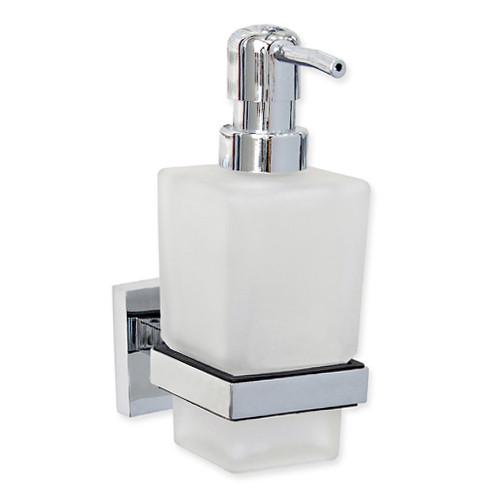 Дозатор для рідкого мила AQUAVITA Plasa 87012A квадратний