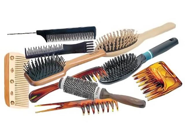 Расчески, щетки для волос