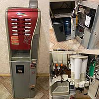 Кавовий автомат Saeco Rubino 200 з платіжними системами Купюроприймач і Монетоприймач