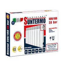 Секція радіатора біметалічного SUNTERMO 500/80 30 бар