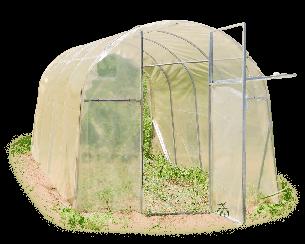 Теплица Оскар Дачница 6м² (200х300х200см) С Пленкой 120мкм
