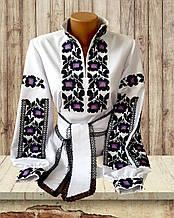 Женская вышиванка №052