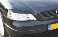 Реснички на фары Opel Astra G Classic (1998-)