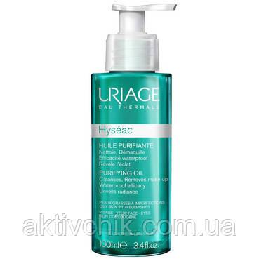 Масло очищающее для жирной кожи с недостатками URIAGE Hyseac Purifiante Oil