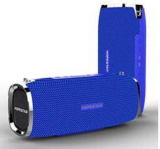 Мощная Bluetooth колонка Hopestar A6 (синяя) водонепроницаемая влагозащищенная портативная беспроводная, фото 3
