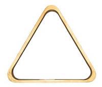 Треугольник для бильярда пластик KS-3939-57 57мм