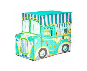 Детская игровая палатка Iplay фургон с мороженым MR 0377
