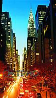 Настенный обогреватель Манхэттен (ночной город)