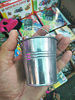 Декоративне відро (відерко) на фаркоп, висота 7 див., фото 1