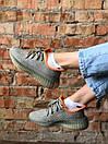 Чоловічі кросівки Adidas Yeezy Boost 350 V2 Desert Sage, фото 2