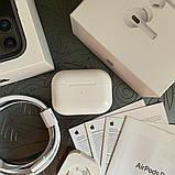 Кращий аналог Airpods pro 1в1 як оригінал копія, фото 2