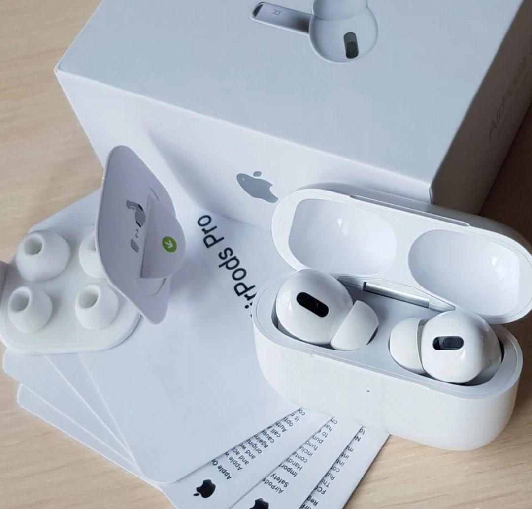 Бездротові Навушники Airpods Pro 1:1 копія
