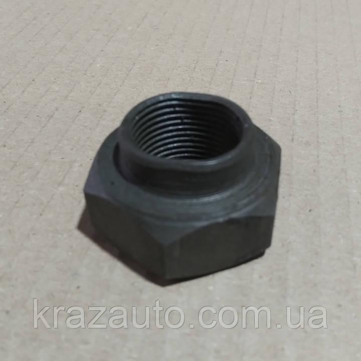 Гайка корончатая бугеля КРАЗ М22х1.5 311601-П29