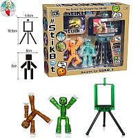 Ігровий набір Фігурки StikBot