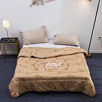 Одеяло из верблюжьей шерсти Евро размера