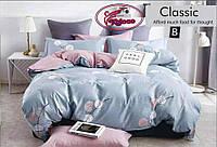 Постільна білизна двоспальне Koloco - Листя