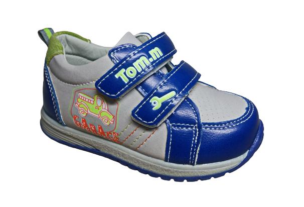 Дитячі кросівки демісезонні від Том М хлопчикові, розмір 21, устілка 13,7 см